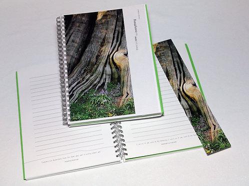 Giant Cedar: Inspirational Journal