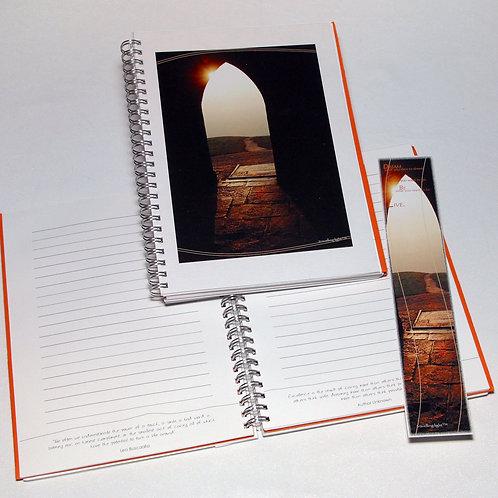 Enter The Magic: Inspirational Journal