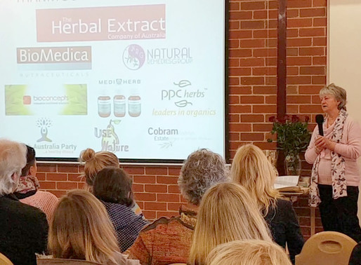 Re: The Protect Your Future in Natural Health Care meeting in Melbourne on 15th July 2017