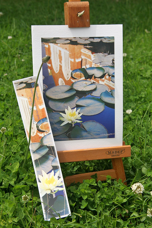 Reflections of Peace: Greeting Card