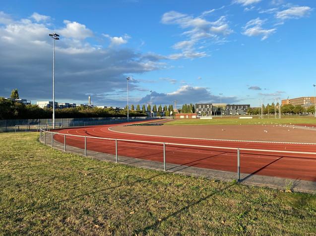 Amaliapark, Parkwijk