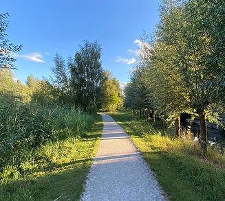 Parken Leidsche Rijn - achtergrond plaat