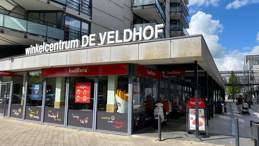Winkelcentrum De Veldhof