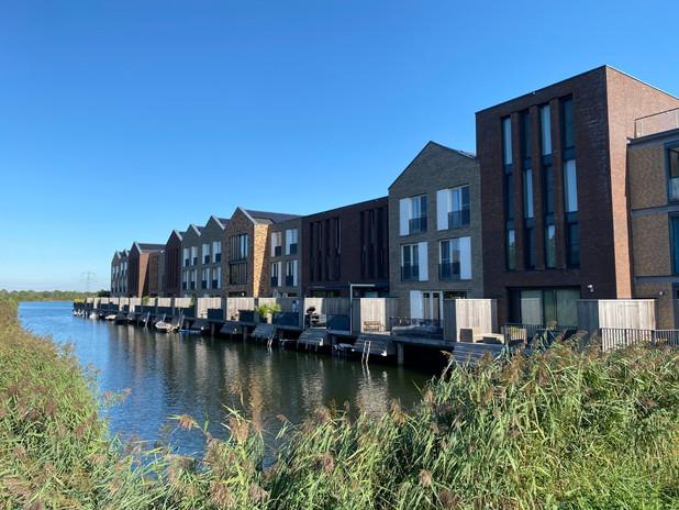 Woning type Waterwijk Woerden
