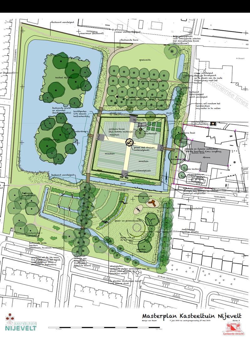 Milan Viscontilaan Park