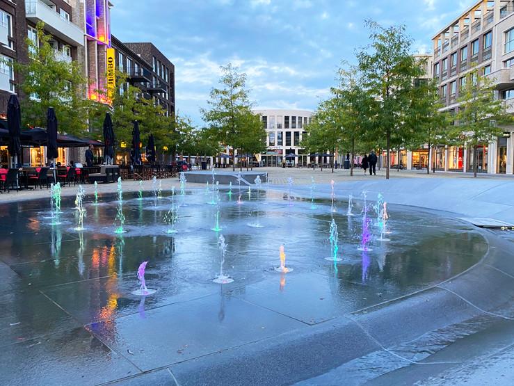Brusselplein, Leidsche Rijn Centrum