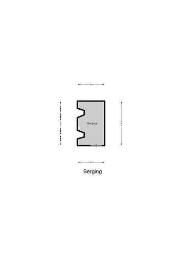 Plattegrond - Hoge Woerd 4R