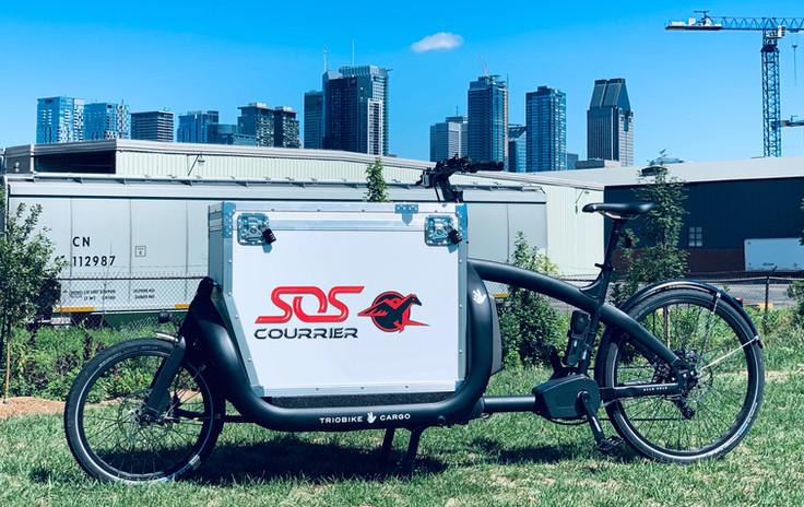 100% Electric bike