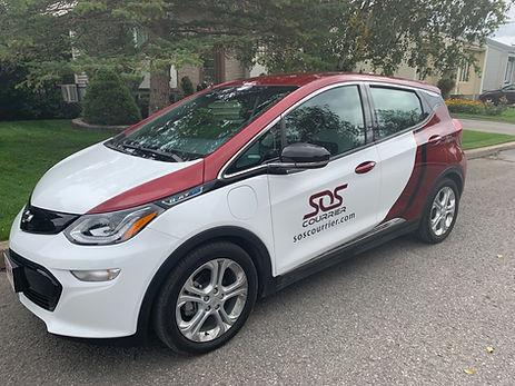 100% electric car