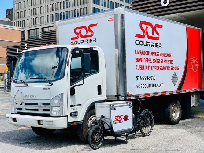 Bike & truck SOS