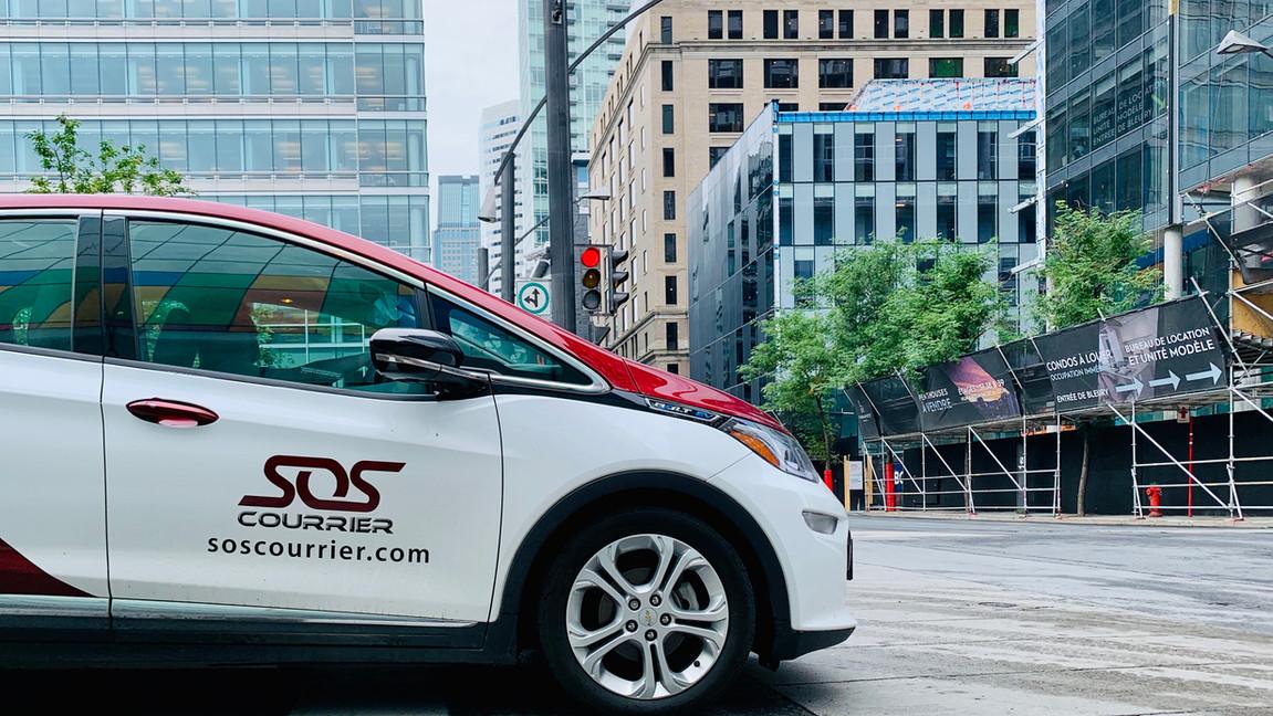 100% electric vehicle
