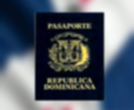 Dominican Republic Passport
