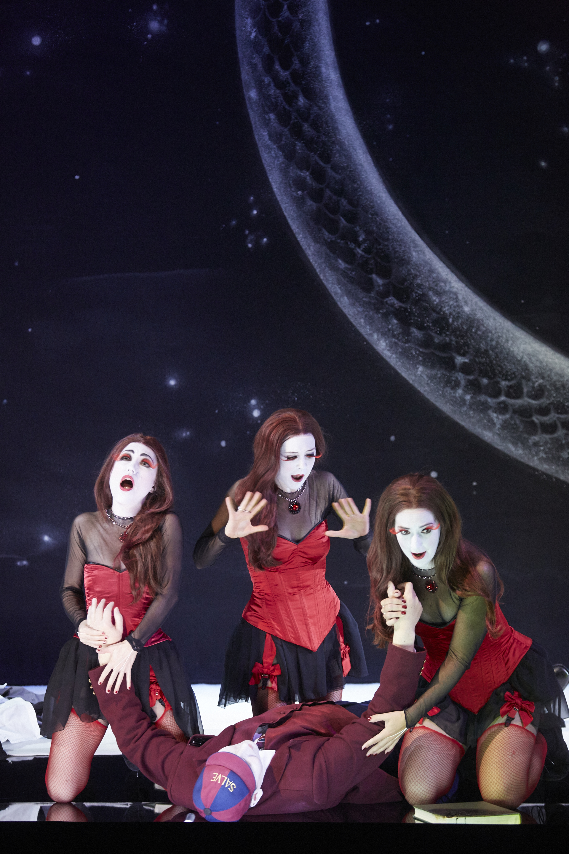 Flute enchantée - Opéra de Lausanne