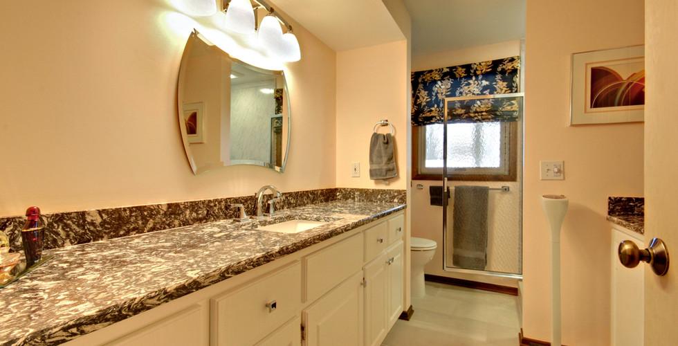 Grand Haven bathroom remodel by Renew Home Improvement bathroom remodeler