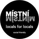 Logo of the network Mistni mistnim