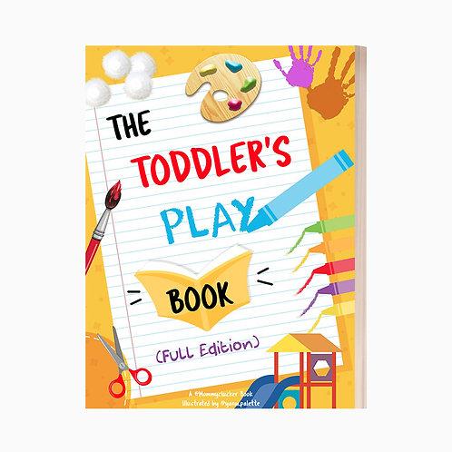 The Toddler's Playbook (E-book)
