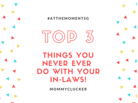 Top 3 Things You Should Never Do With Your In-Laws!!!