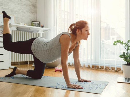 How To Find Time for a 30Min Workout? ~for New Moms!