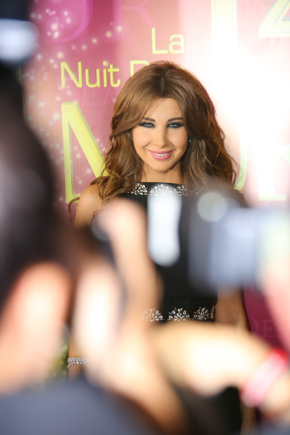 nancy ajram by Jose Daou