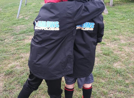U8's looking for new players to join our thriving team!