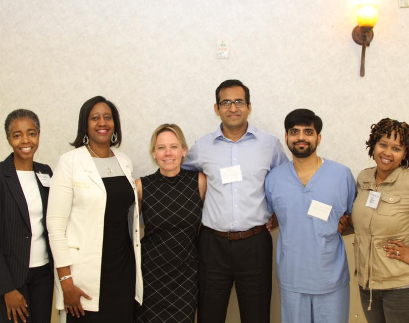 Physicians Working Together