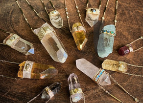 CRYSTALS: THE BONES OF MOTHER EARTH