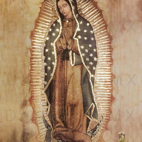 GODDESS OF GUADALUPE