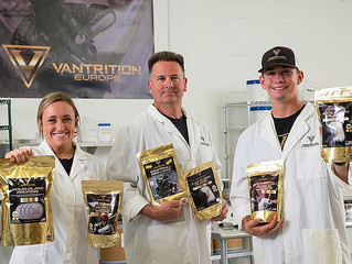 Vantrition brings nutrition to Crossroads