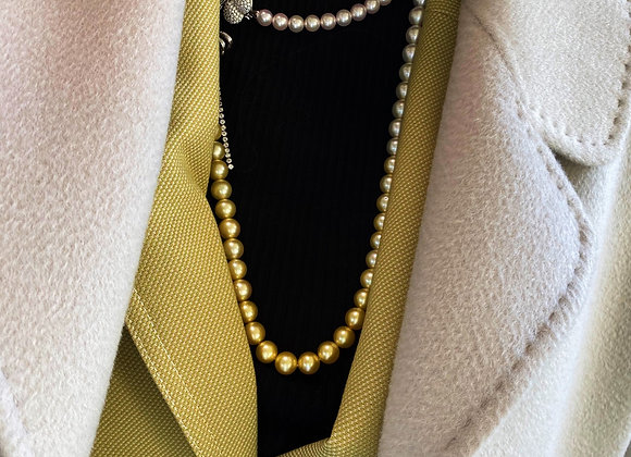 Shikisai 8.5-9mm Japanese Akoya Pearl Mixed-Coloured Necklace