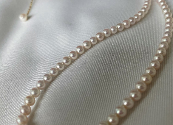 2.5-3mm Japanese Baby Akoya Choker Necklace