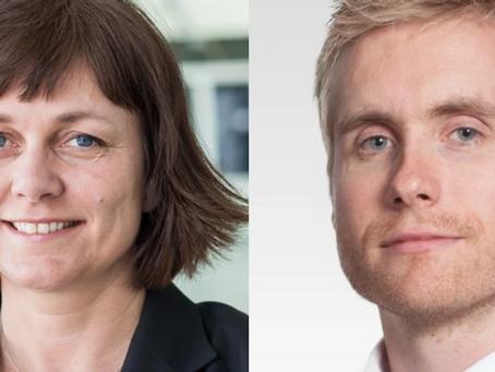 EpiEndo Pharma announces the Appointment of Sigriður Valgeirsdóttir and Robert Helgason
