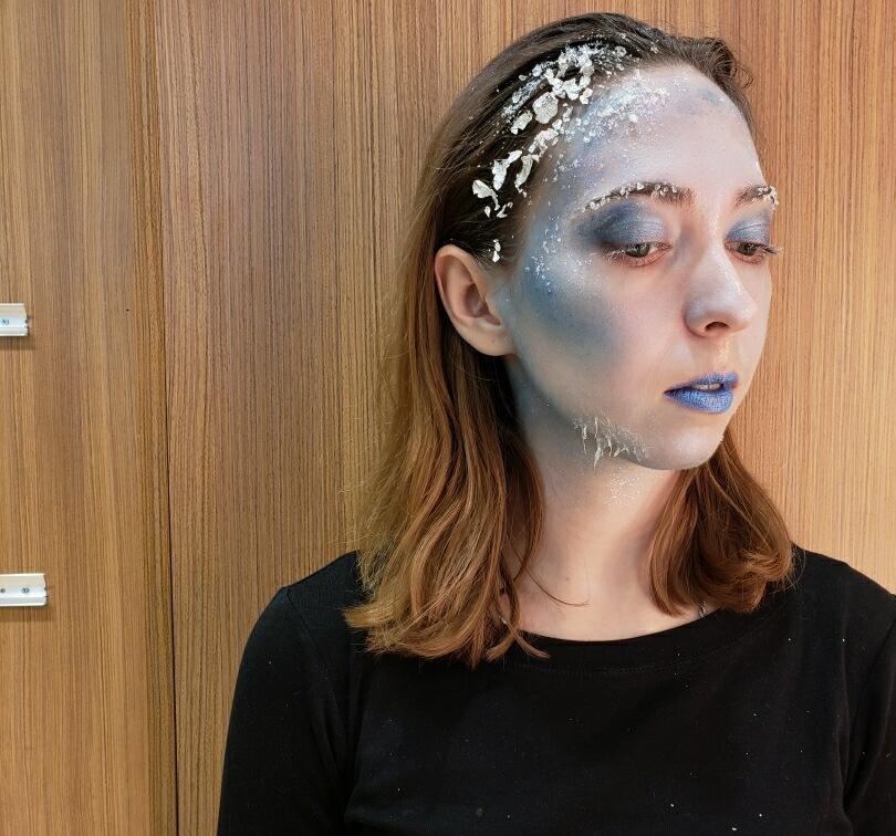 Winter Fantasy Make-up
