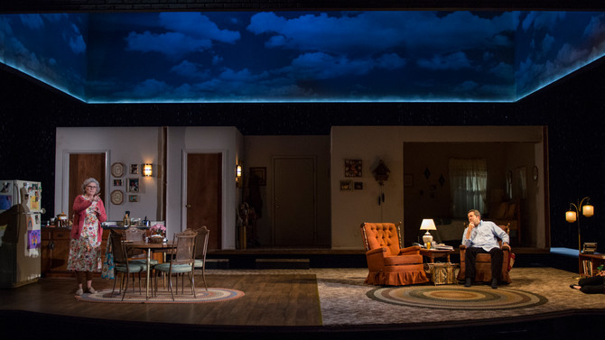 "Heartrending: ""Visiting Edna"" @Steppenwolf Theatre"
