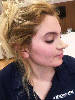 Wax Nose Application