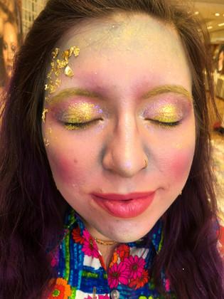 Spring Fantasy Make-up