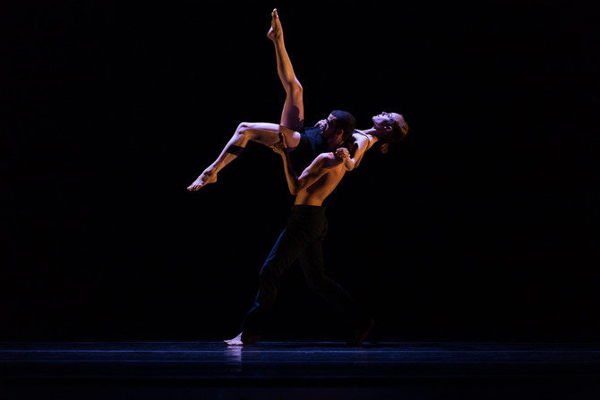 Stunning Visceral Dance Chicago Fall Engagement @Harris Theater