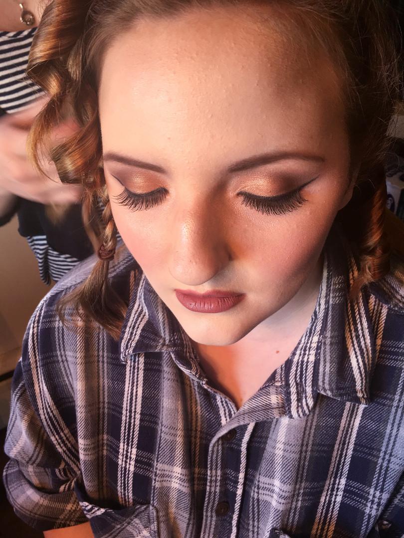 Prom Make-up