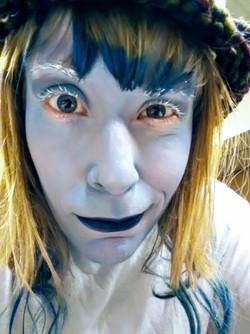 """""""Suzette Snowbound"""" Make-up: Navy Pier's"""