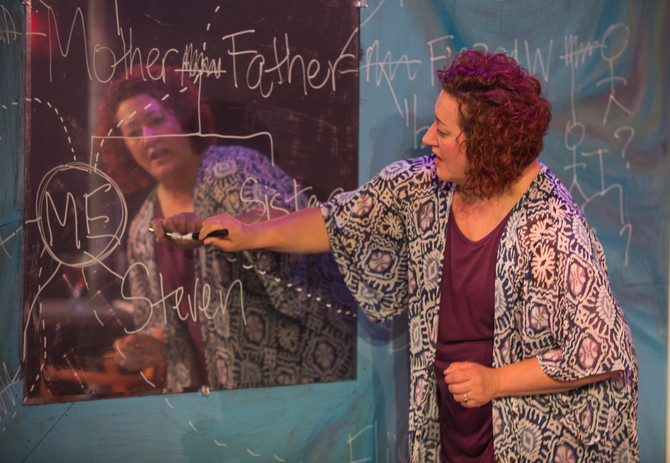 "Inspiring: ""I Do Today"" @Greenhouse Theater Center"
