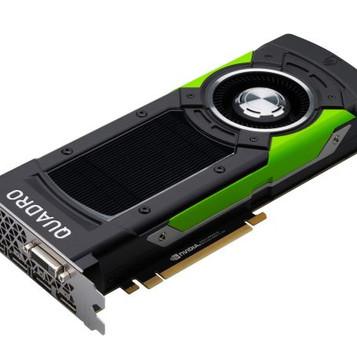 Nvidia announces Quadro Pascal models