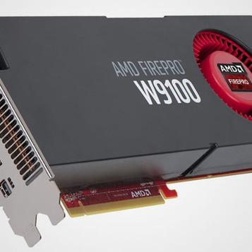 AMD ups the anti with 32GB W9100
