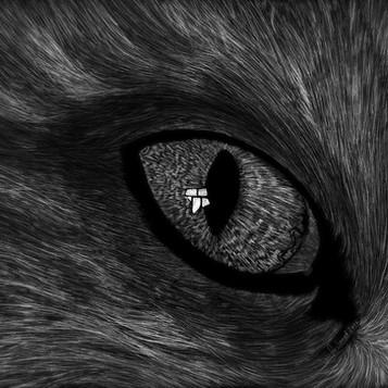 New personal project still - Eye