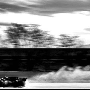 Formula 1 and an 'ancient' camera