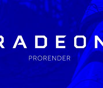 Radeon - ProRender