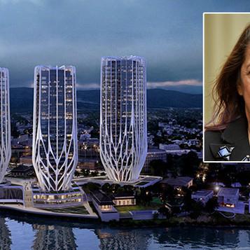 Architecture's brilliant diva Zaha Hadid dies, aged 65