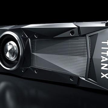 Nvidia release Pascal Titan X
