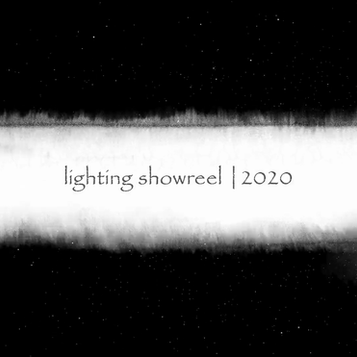 Lighting showreel update - July 2020