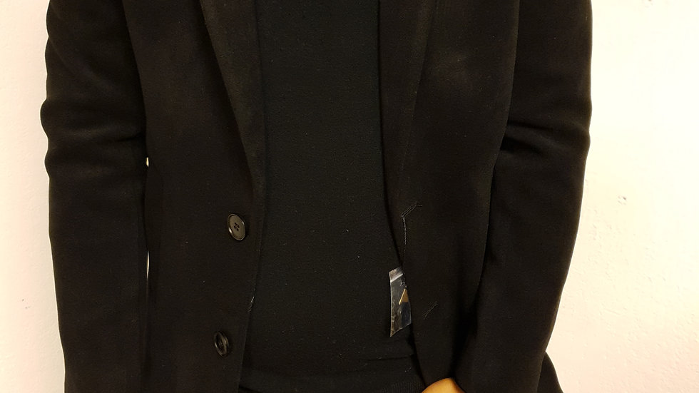 Manteau full black