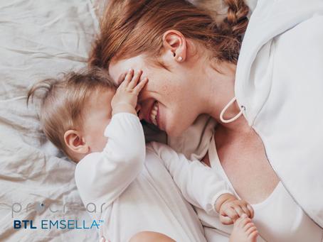 Embarazo y Suelo Pélvico - ¿Por qué Emsella es bueno para después del embarazo?