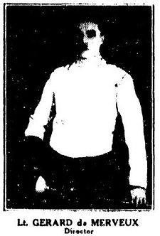 Ubyssey 1928-02-17 Lt. Gerard de Merveux